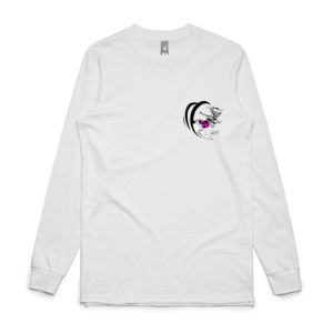 POCKET BONEZY - Mens Base Longsleeve Tee Thumbnail