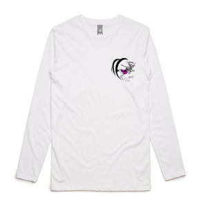 POCKET BONEZY - Mens Ink Longsleeve Tee Thumbnail